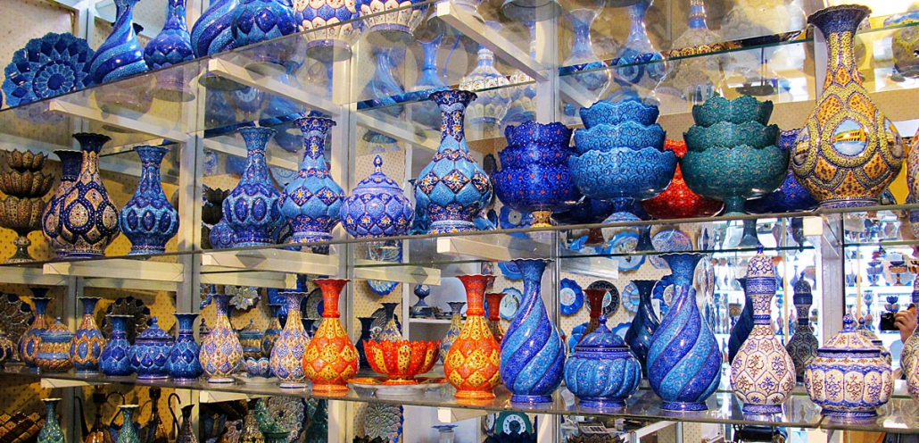 bazar2 1030x496 - بازارچه دائمی صنایع دستی
