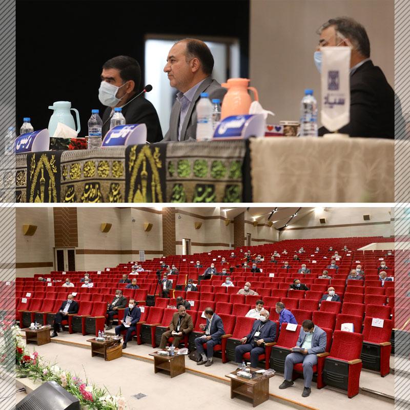 n l - گزارش برگزاری مجمع عمومی عادی (نوبت دوم) صاحبان سهام شرکت سپاد خراسان
